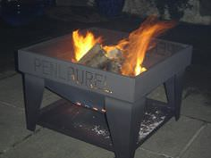 Awesome Metal Fire-pit