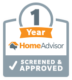 HomeAdvisor Tenured Pro - ClearedSpaces.com