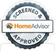 Jerry's Heating & Cooling is a Screened & Approved HomeAdvisor Pro