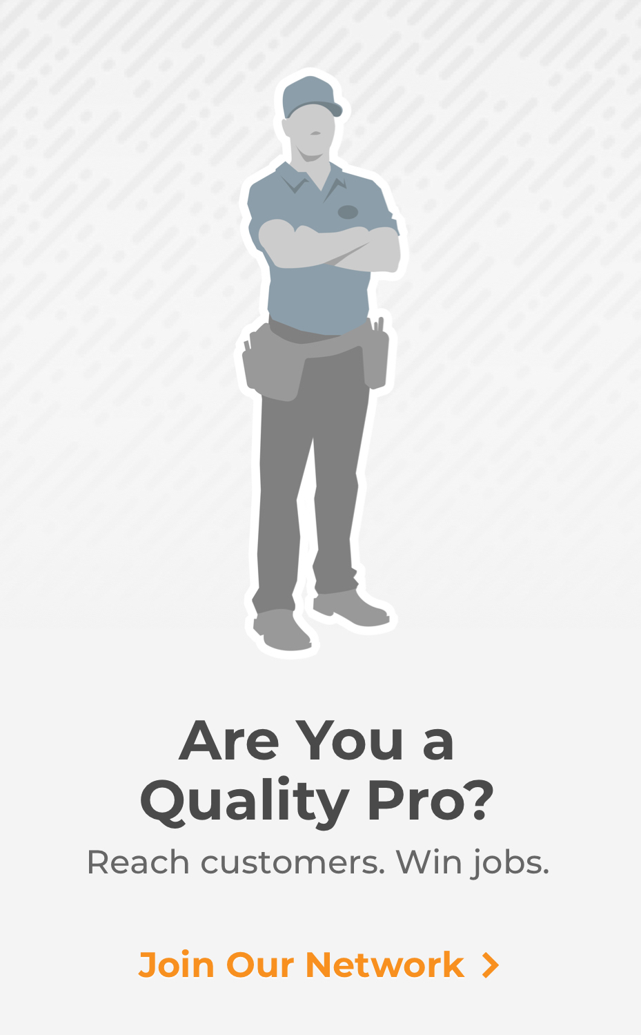 hight resolution of are you a quality pro reach customers win jobs join our network