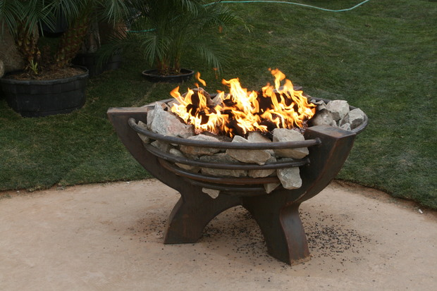 kitchen maid cabinets wooden ladder back chairs fire pit safety tips | fuel, placement & more