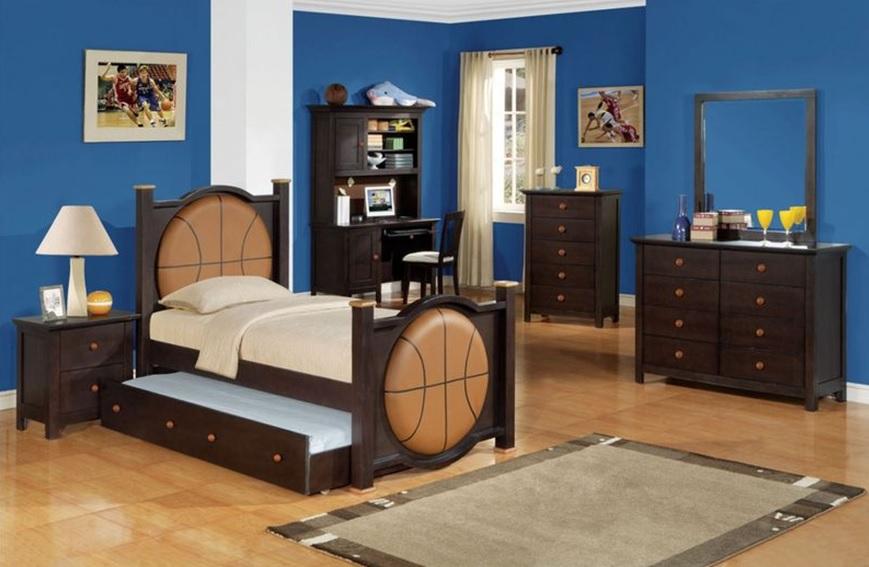 Basketball Bedroom Furniture