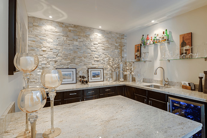 Wet Bar  Home Wet Bar