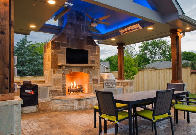 Creating An Outdoor Living Area  Outdoor Space Tips
