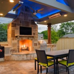 Cost To Refinish Kitchen Cabinets Cutlery Creating An Outdoor Living Area | Space Tips