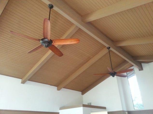 Install Ceiling Fan Aluminum Wiring