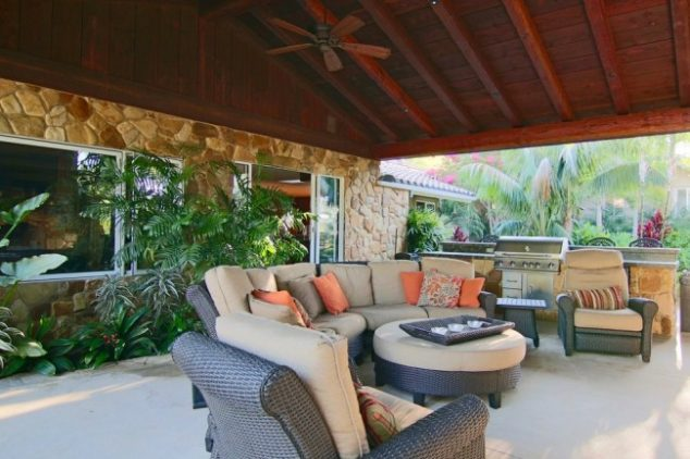 outdoor living room ideas color schemes for rooms with brown furniture 25 backyard your next event