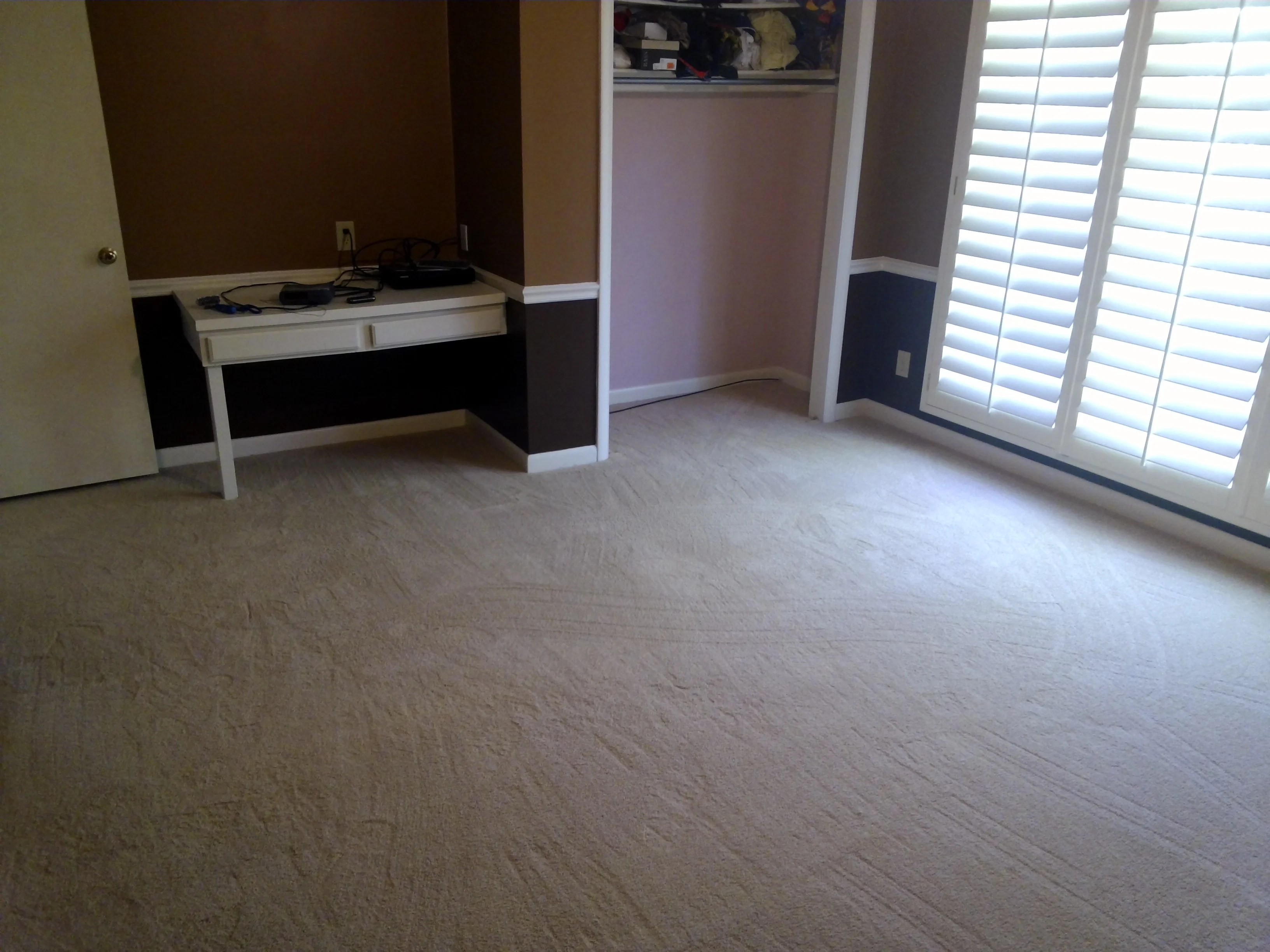 common carpet cleaning shampooing