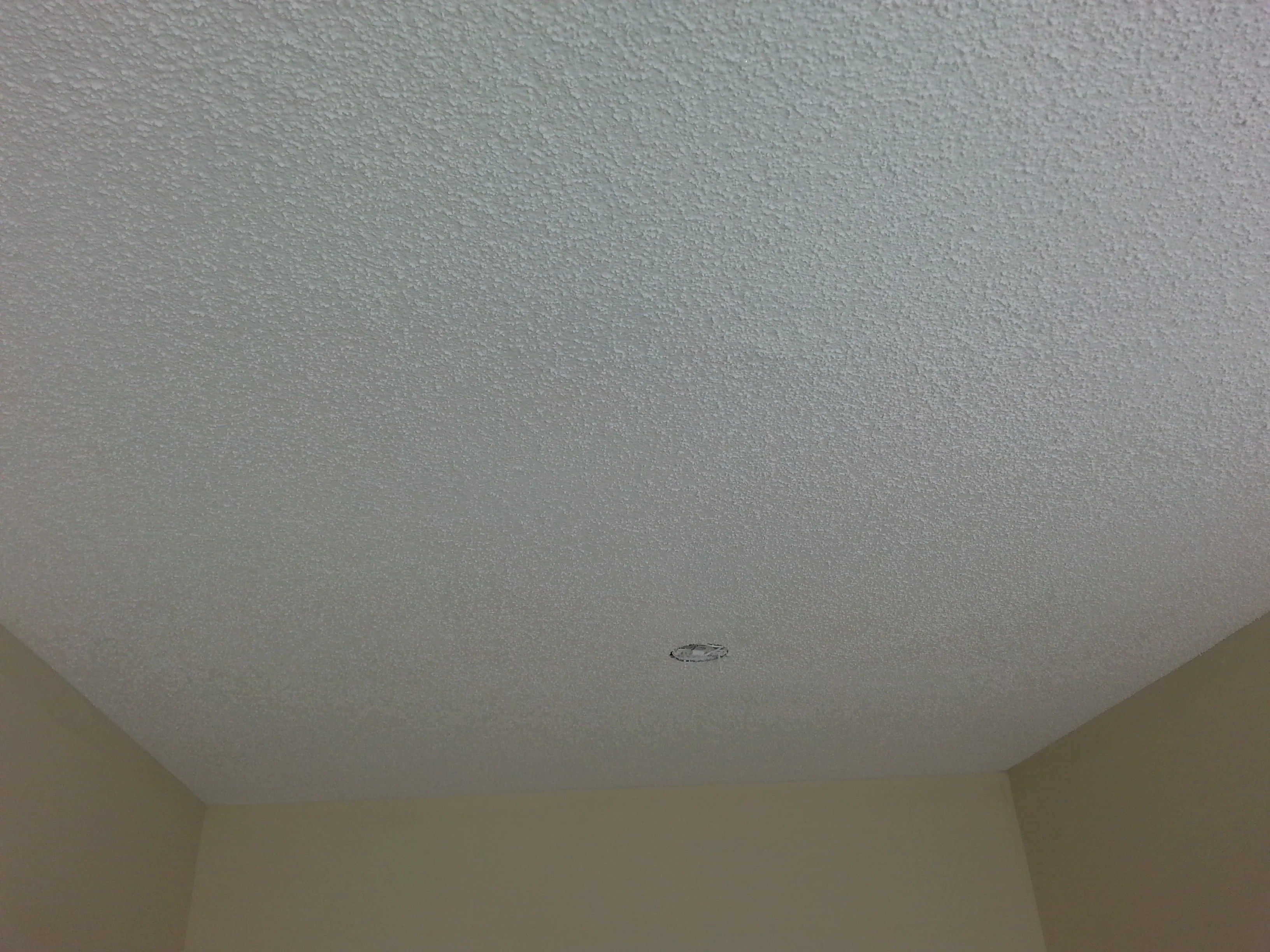 Wet Patch On Ceiling After Rain