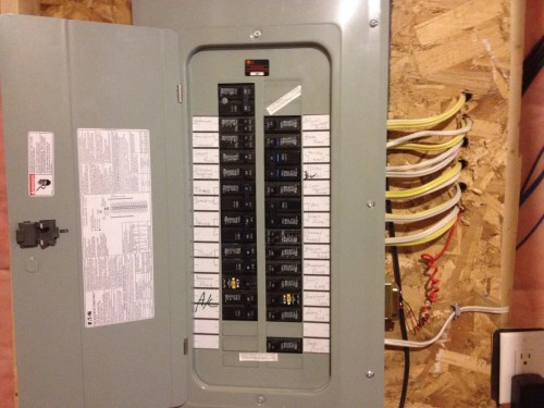 small resolution of basic household electrical wiring