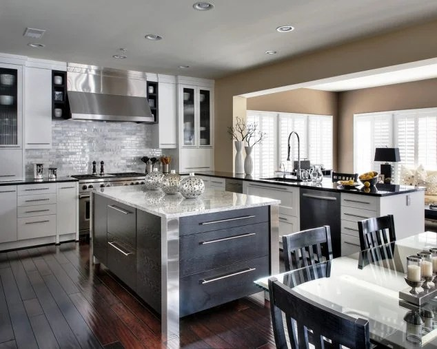 remodel kitchens kitchen cabinets and countertops where your money goes in a homeadvisor does go for