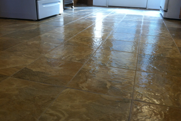 vinyl kitchen flooring cabinets accessories how to protect from moisture
