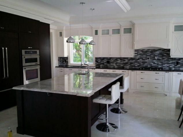 kitchen countertops backsplash designs for types of countertop materials homeadvisor granite counters