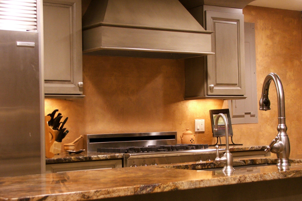 kitchen cabinets cost sets for little girls venetian plaster walls - installation, repair, real vs. faux