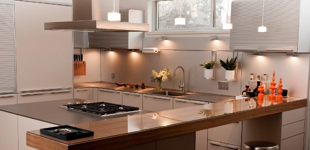 Stainless Steel Kitchen Cabinets Perfect For The Modern Kitchen