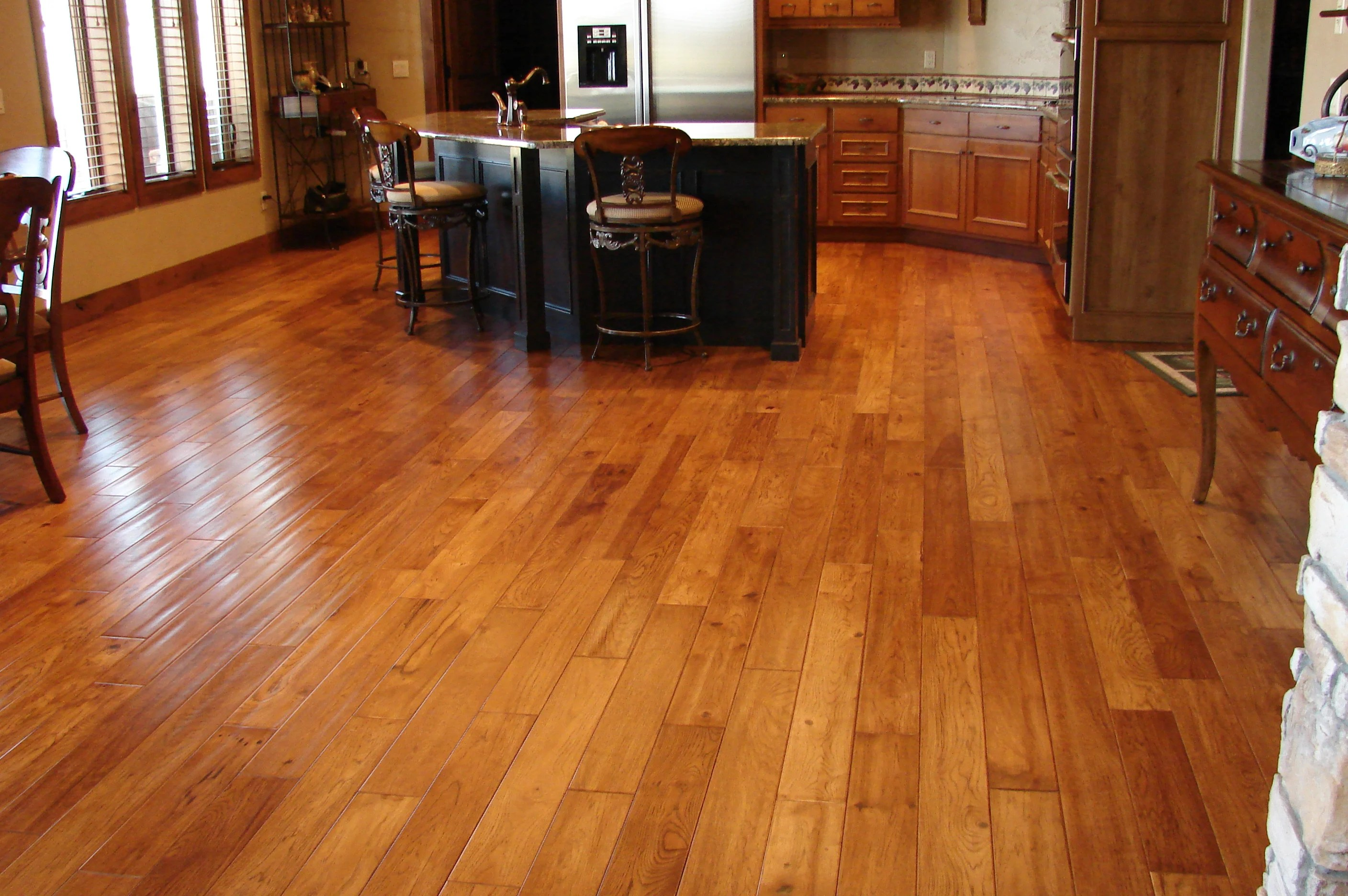 Trends With Cypress  Hickory Wood Floors  HomeAdvisor