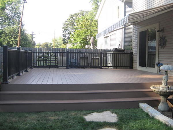 Composite Decks Advantages Brands Photos Amp Local Deck Builders
