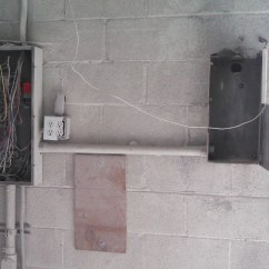 Electrical Panel Hazards Lewis Dot Diagram For N2 Boxes Fire What To Know Homeadvisor Box Regulations Is There A Hazard In Your Walls