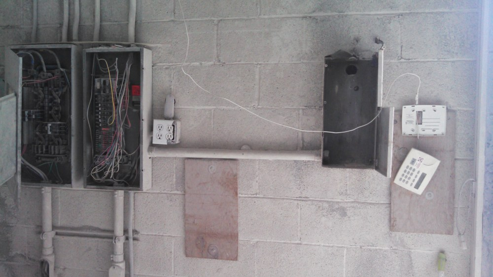 medium resolution of electrical box regulations is there a fire hazard in your walls