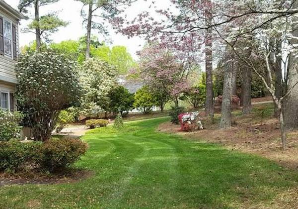 landscape maintenance - checklist