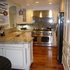 Kitchens Remodeling Kitchen Themed Bridal Shower Where Your Money Goes In A Remodel Homeadvisor Small Solutions
