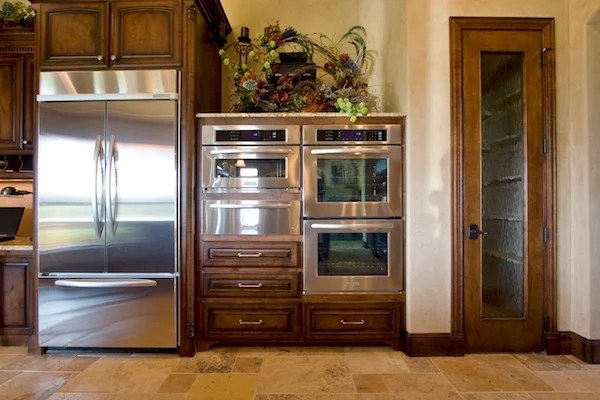 kitchen countertops cost counter decor oven warming drawers - uses, installation, & benefits