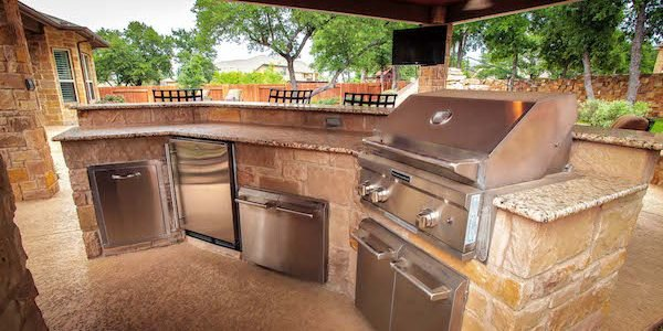 outside kitchen designs small table with storage outdoor kitchens design custom typical