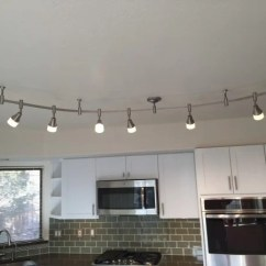 Repair Kitchen Cabinets Stonewall Salsa What Is Track Lighting? | System Basics And Tips