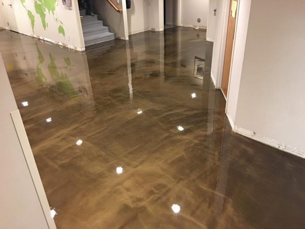 Concrete Flooring Installation Finishes Ideas