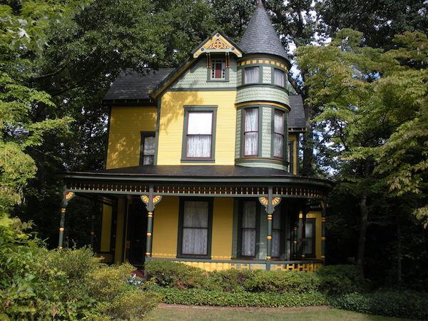 Victorian Homes  Victorian Architecture