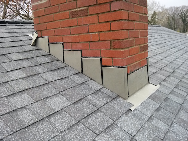 Image Result For Roofing Around Chimney