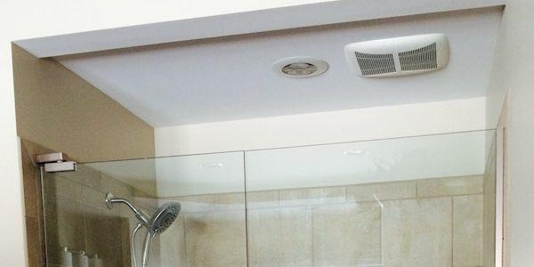 Bathroom Fan Replacement  Installation  DIY Guide