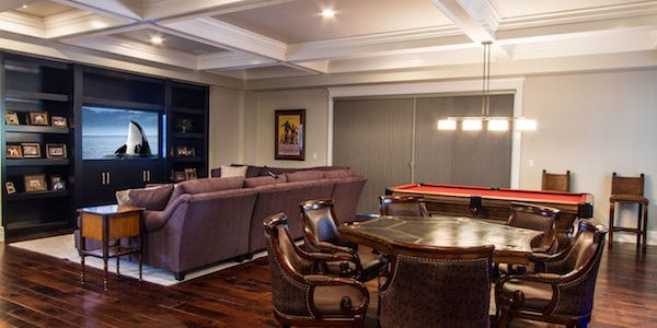 Entertainment Room Additions  great ideas space options