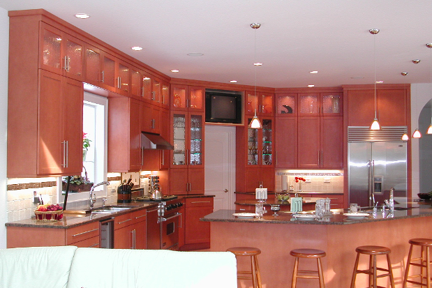 pictures of kitchen remodels painted tables what are frameless cabinets? | about cabinetry