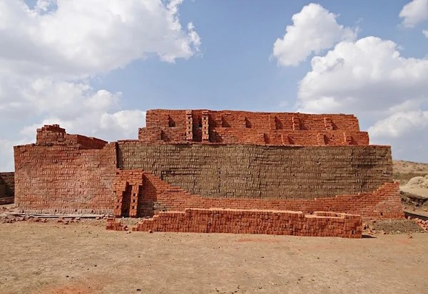 History of BrickMaking  Creating Bricks All Over the World