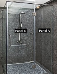 Frameless Glass Shower Door Installation + How To Install ...