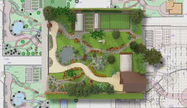 landscape designers . architects