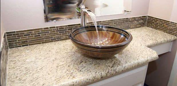 The Vanity In Bathroom Vanity Sinks Homeadvisor