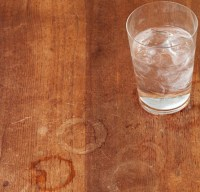 How to Remove Water Stains From Wood - Homeaholic.net