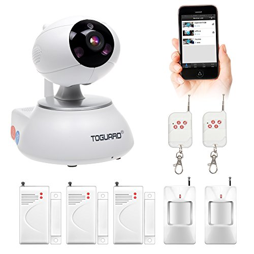 Toguard Wireless Home Security surveillance Alarm System DIY