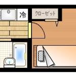 梅田 南森町 大阪天満宮 近くの ウィークリーマンション 最大(1日あたり 3,200 円) から利用可能