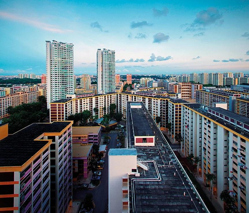 PROPERTY Milliondollar HDB Flats  Home  Decor Singapore