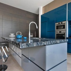 Red Kitchen Cabinets Trailer 10 Ways To Inject Bold Colours Into Your | Home ...