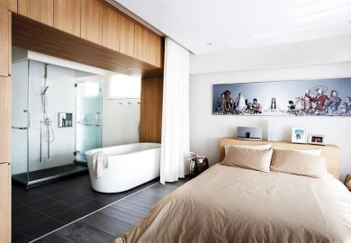 Relax Spa Bedroom