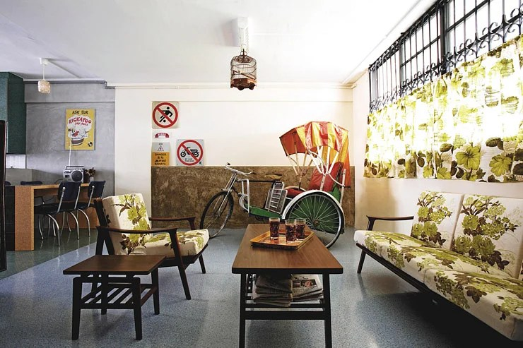 3 Vintage Inspired HDB Flats Home & Decor Singapore