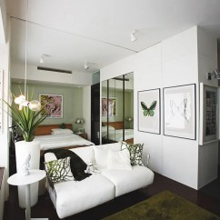 Beautiful Small Apartment Living Rooms Light Brown Couch Room Ideas Decor To Steal From Tiny Studio Apartments Home