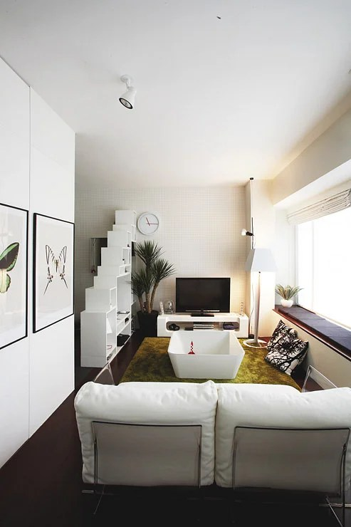 Studio Apartments Decor