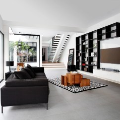 Tv Stand Living Room Door Designs In India House Tour: This Semi-detached Takes On Both ...
