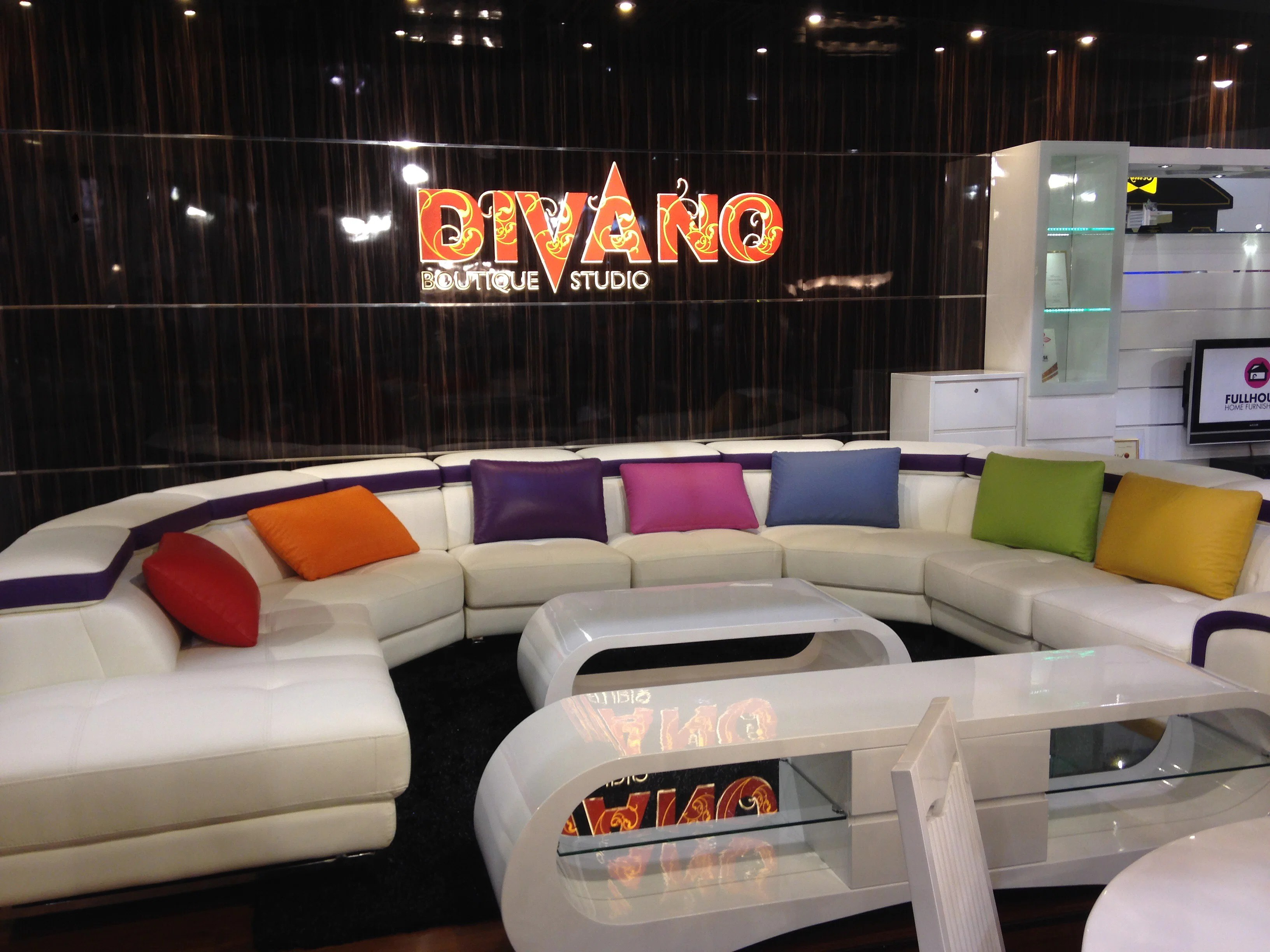 Go furniture shopping at Fullhouse and Divano  Home