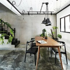 Light Kitchen Table Recycle Bin Low Ceiling Height Here S How High You Should Hang Your Lamp Home Pendant Dining